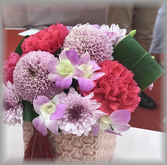 マムガ可愛い花てまり